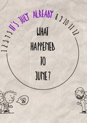 It's July Already - Cover