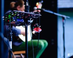 Hard Times Trio, Centrum Kultury Dworek Białoprądnicki, foto. Małgorzata Augustyniak