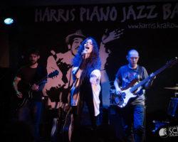 Cheap Tobacco @Harris Piano Jazz Bar, foto. Małgorzata Augustyniak