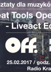 Beat Tools Open Space III – Liveact Edytion