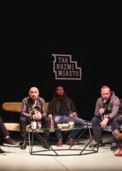 Teatr a muzyka na Tak Brzmi Miasto 2017