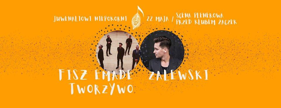 Krzysztof Zalewski, Fisz Emade Tworzywo