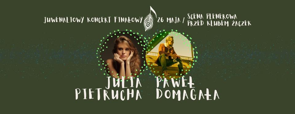 Paweł Domagała, Julia Pietrucha