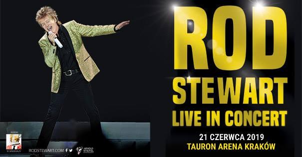 Rod Stewart Official Event
