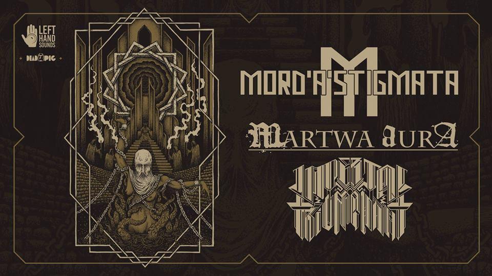 Mord'A'Stigmata, Martwa Aura, Imperial Triumphant
