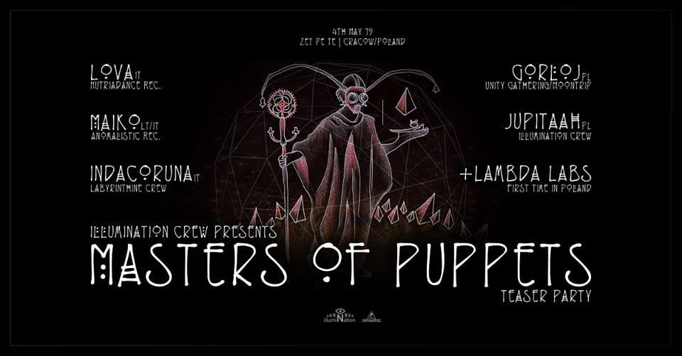 Masters Of Puppets Teaser Poland by IllumiNation w/ Lambda Labs
