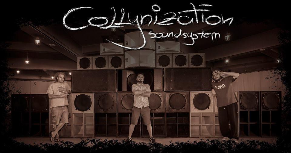 Dub Temple # 117- Collynization SoundSystem (GER) ft. Iyah Ranks