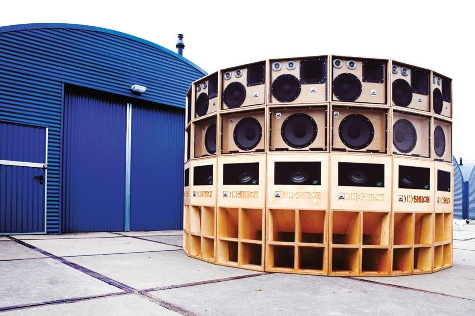 Dub Temple # 118 – King Shiloh Sound System (NL)