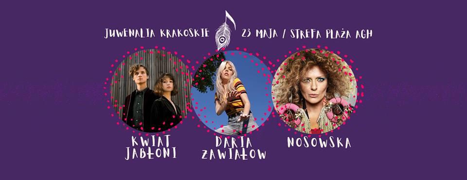 Nosowska, Daria Zawiałow, Kwiat Jabłoni