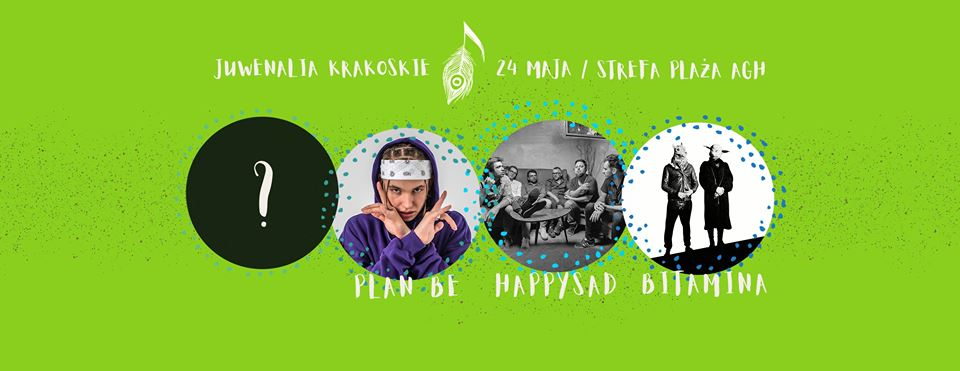 Happysad, Bitamina, Planbe