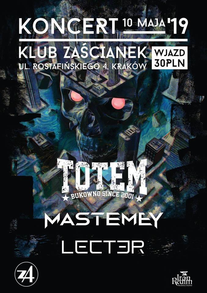 Totem, Mastemey, Lecter