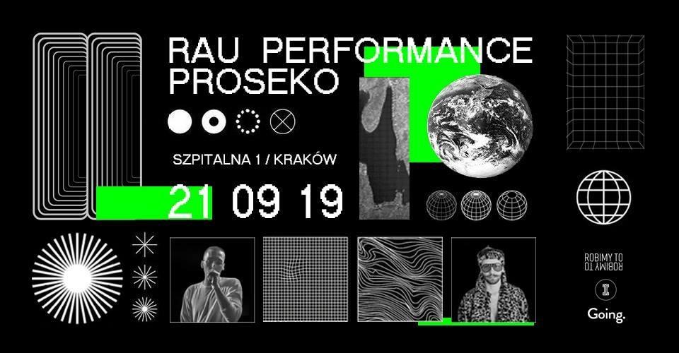 RAU i Proseko w Krakowie
