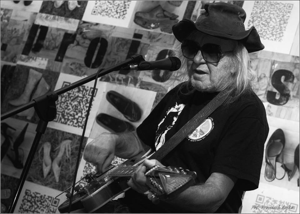 Blues i rockowe ballady – Antek Krupa