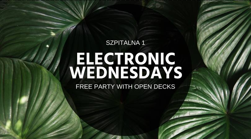 Electronic Wednesdays – Drum'n'bass & Techno free party