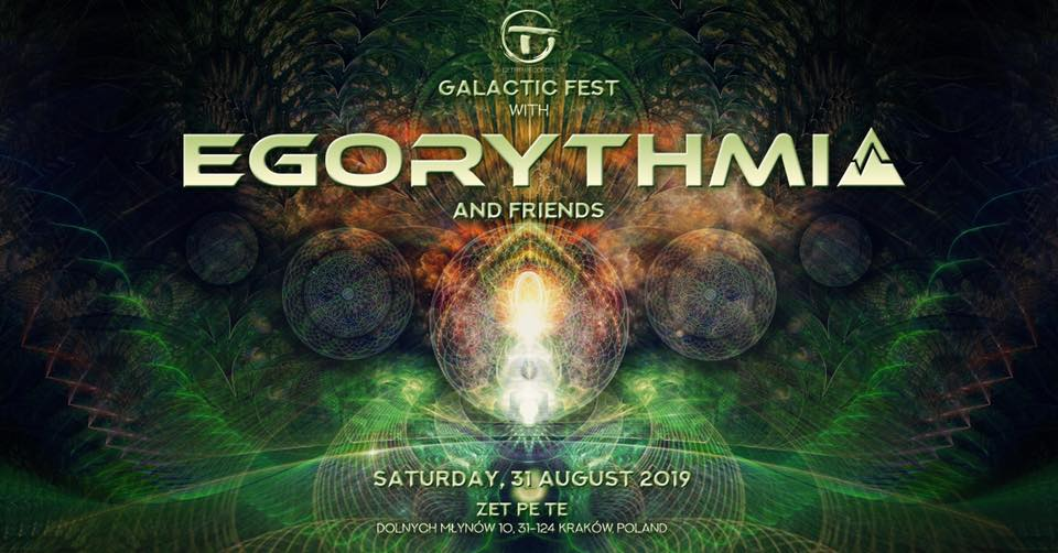 Galactic Fest with Egorythmia and Friends