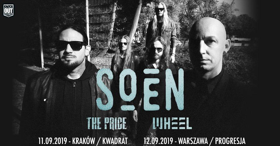 SOEN, The Price, Wheel