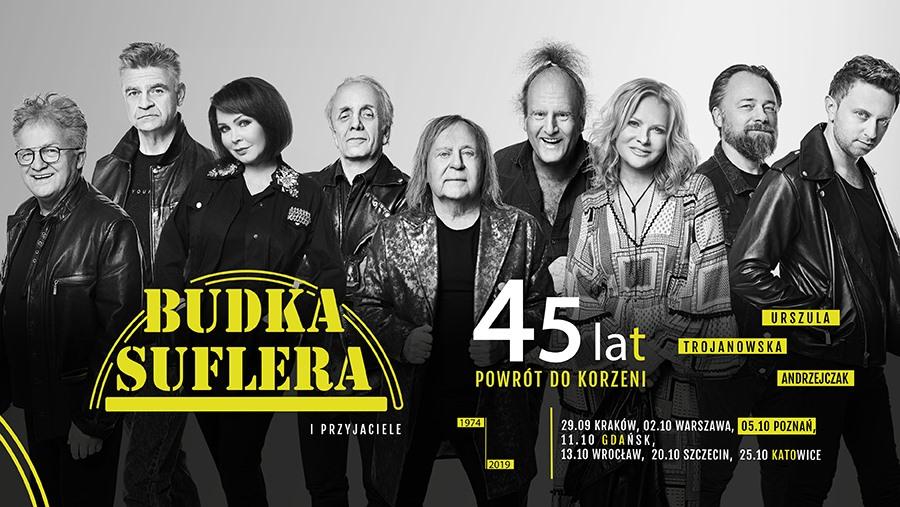 """Budka Suflera """"45 lat! Powrót do korzeni"""""""