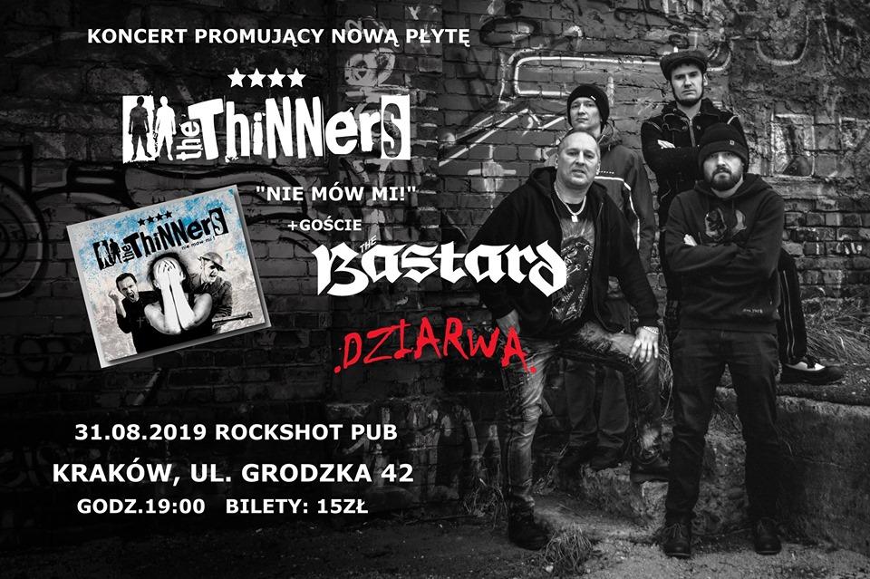 The Thinners, The Bastard , Dziarwa