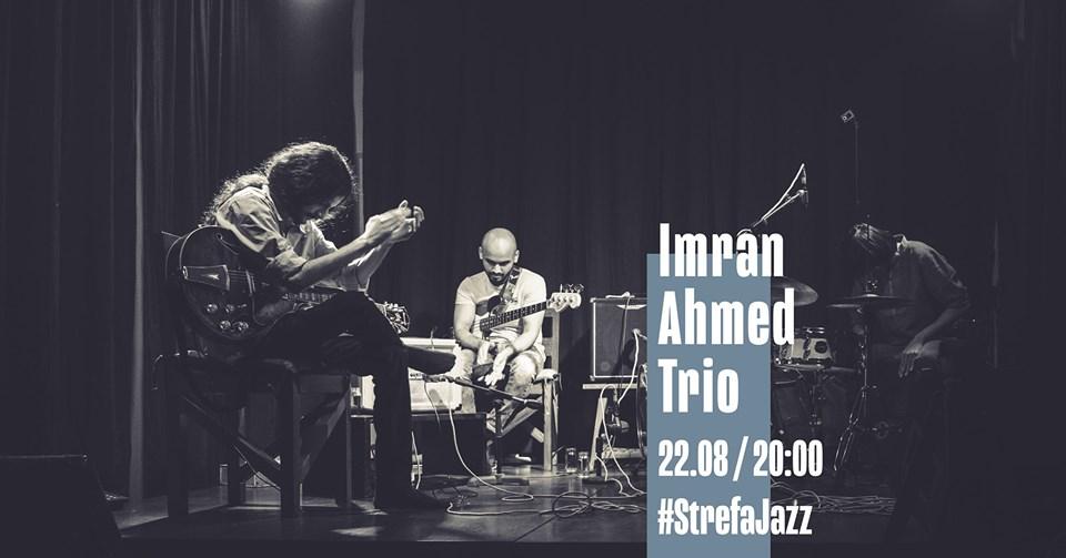 Imram Ahmed Trio