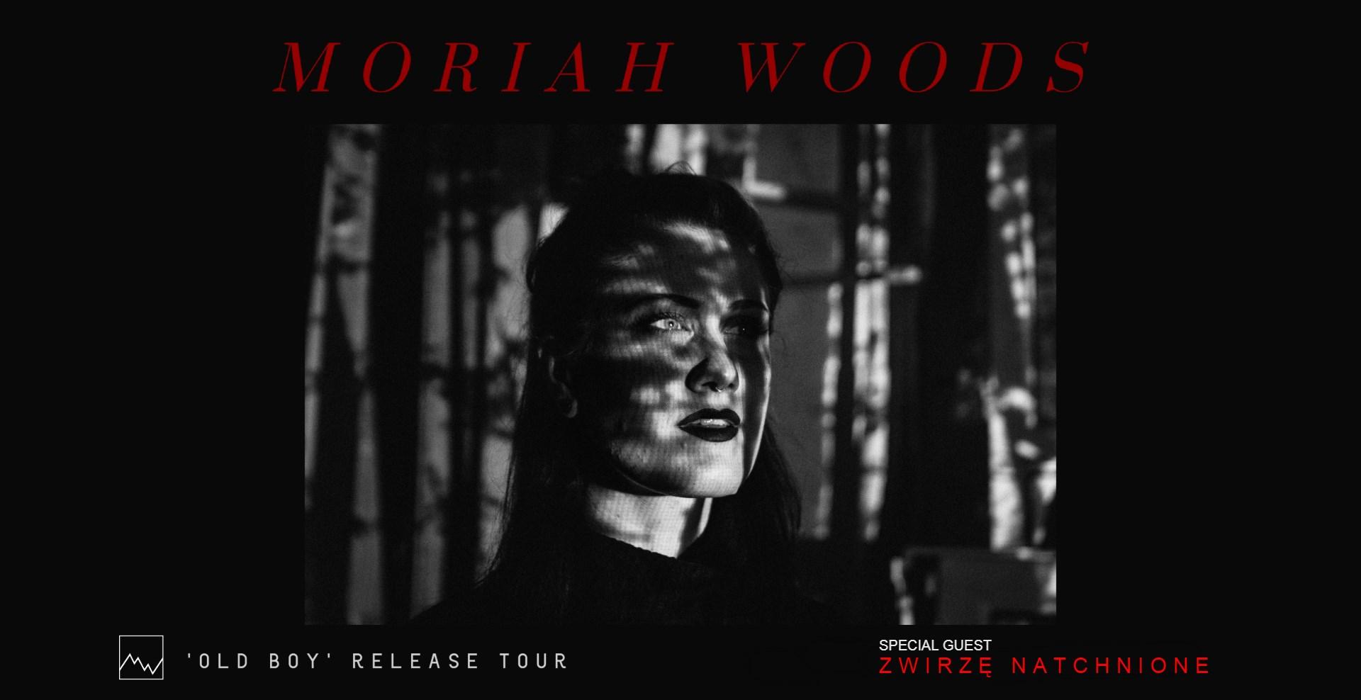 Moriah Woods, Zwierzę Natchnione