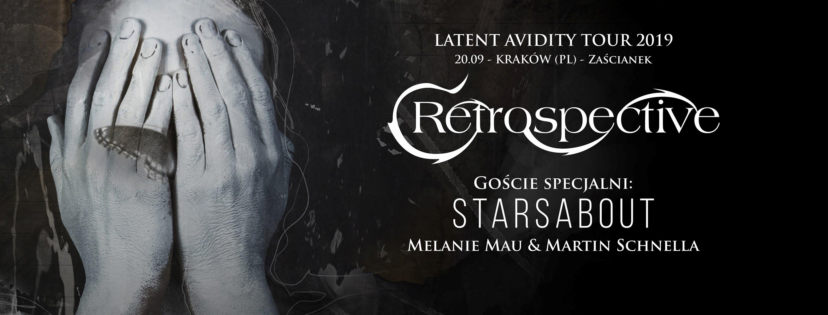 Retrospective, Starsabout, Melanie Mau & Martin Schnella