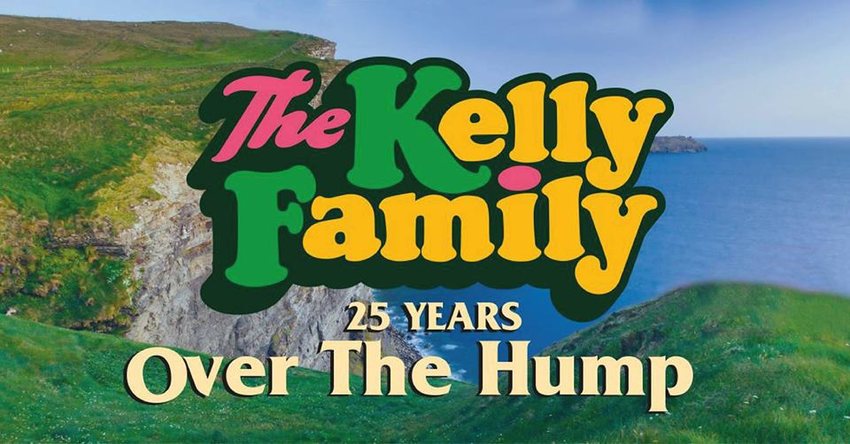 The Kelly Family – Kraków – 25 years Over The Hump tour 2020