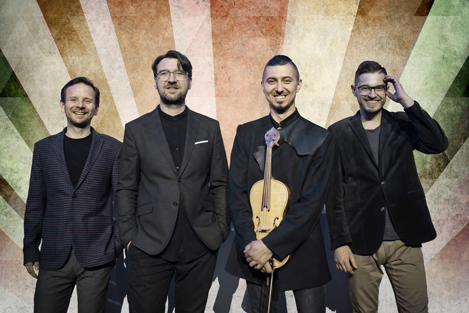 "Adam Bałdych Quartet ""Sacrum Profanum"""