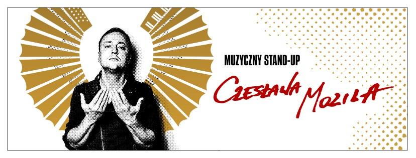 """Muzyczny Stand-Up Czesława Mozila """"Solo Act"""""""