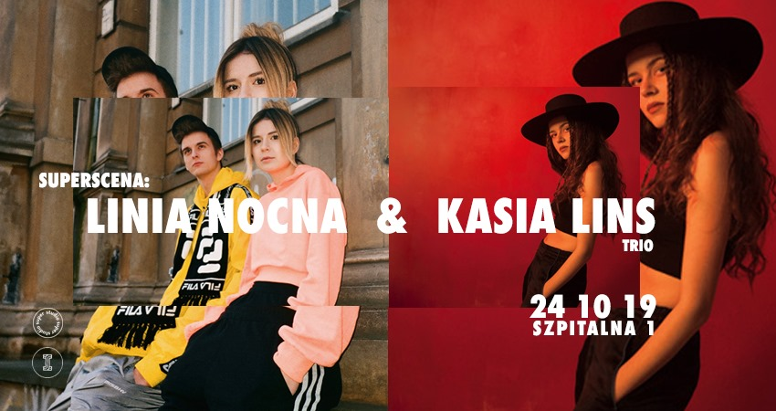 Linia Nocna & Kasia Lins
