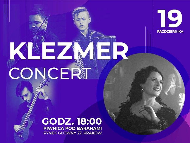 • Klezmer Concert •