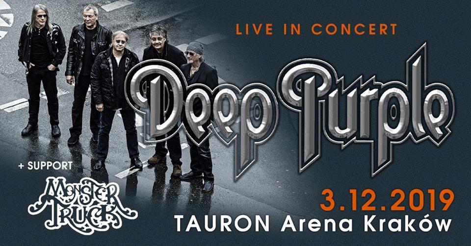 Deep Purple / Monster Truck