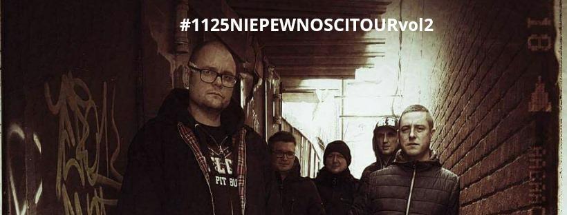 1125 Niepewności Tour vol. 2
