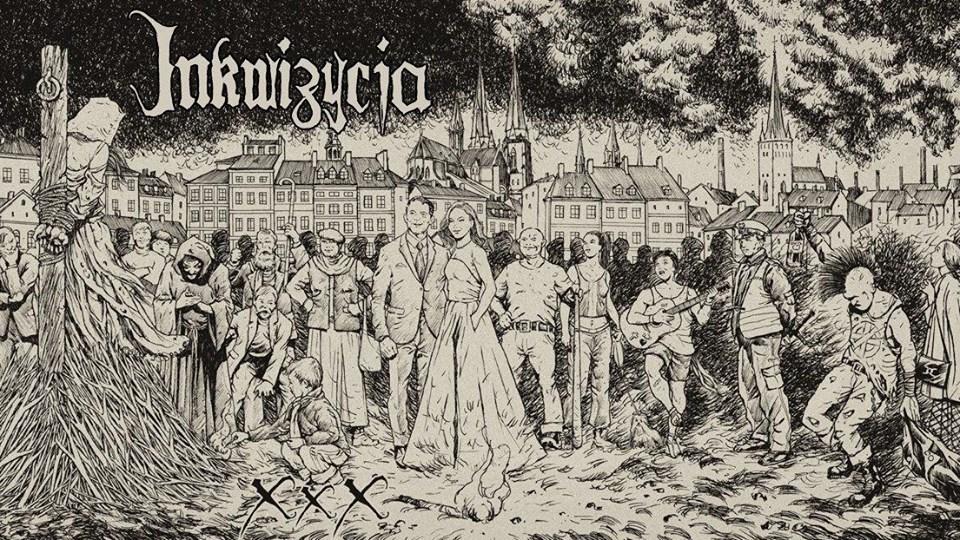 Gramy dla Julka : Inkwizycja, The Corpse, Dziady Borowe, Wostok, Dizel