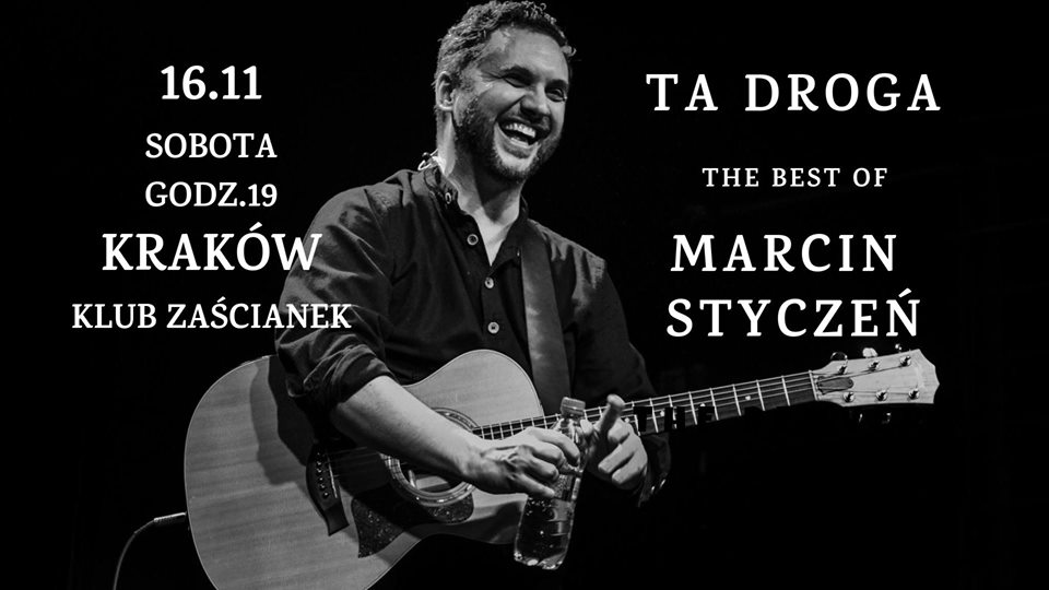 Ta droga – the best of Marcin Styczeń
