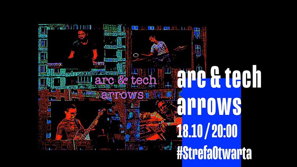 Arc & Tech Arrows