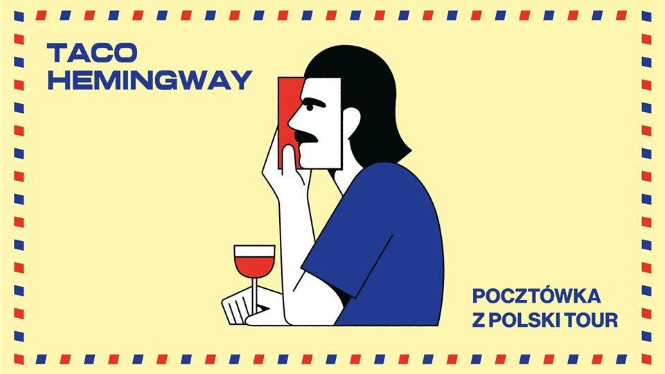 Taco Hemingway – Kraków – 2 x SOLD OUT