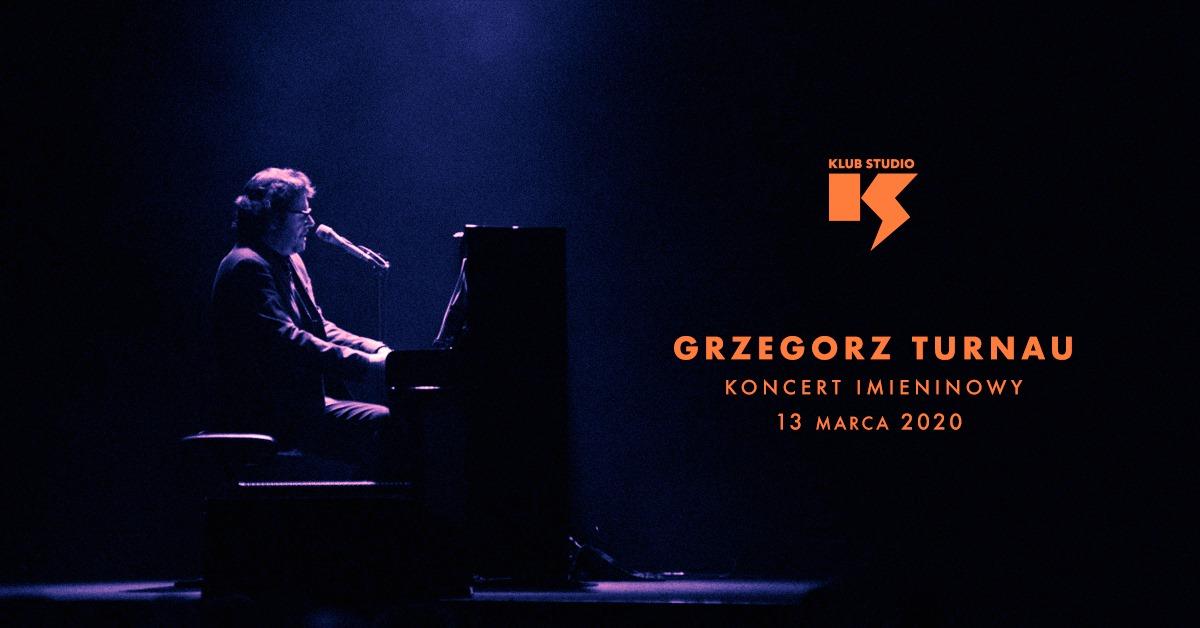 """Grzegorz Turnau """"Koncert Imieninowy"""""""