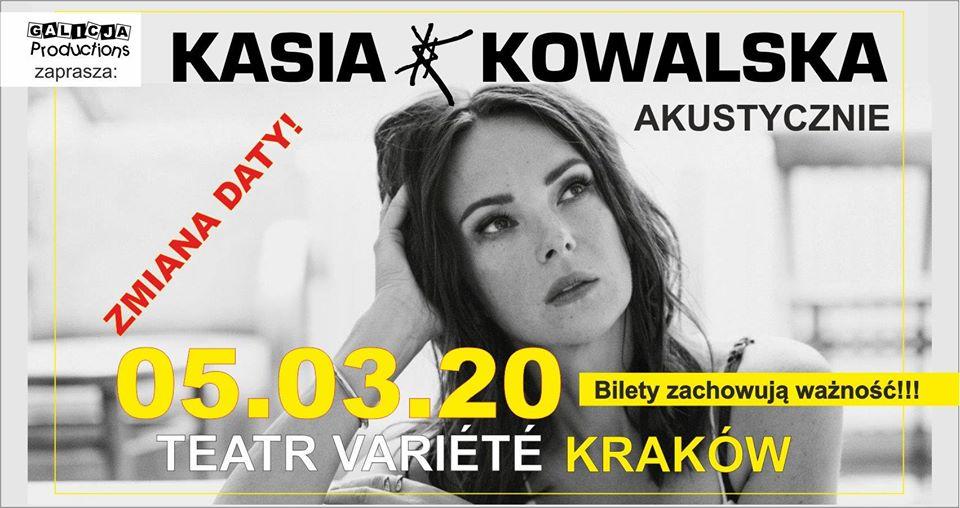 Kasia Kowalska Akustycznie
