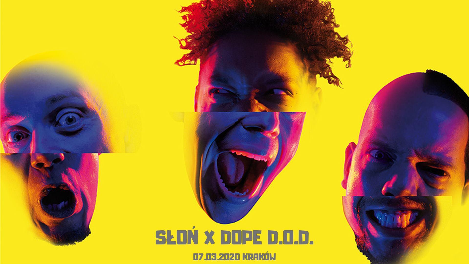 SŁOŃ X Dope DOD