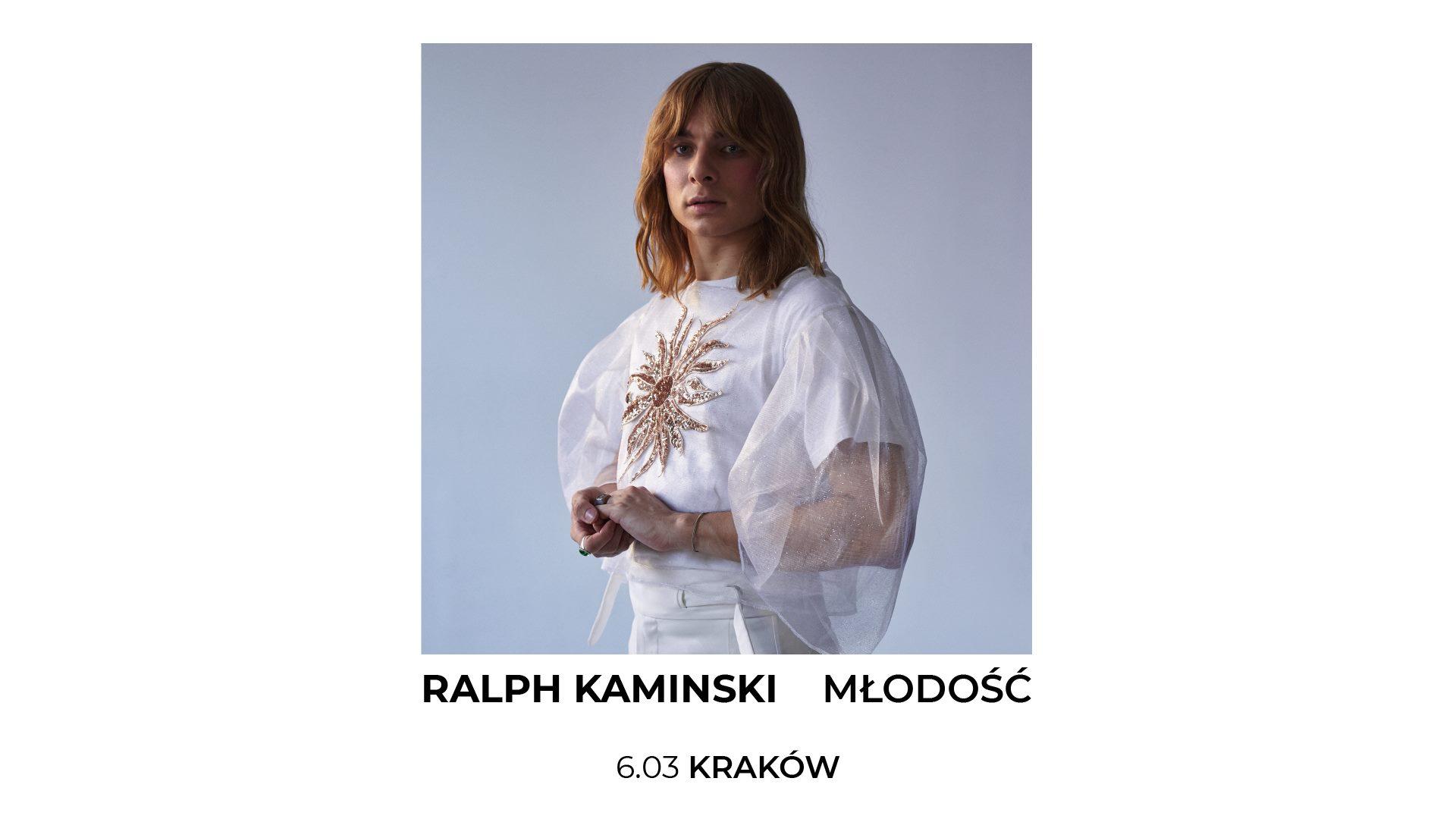 "Ralph Kaminski / ""Młodość"""