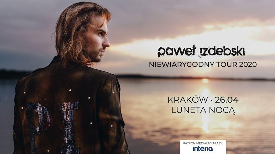 Paweł Izdebski / Niewiarygodny Tour