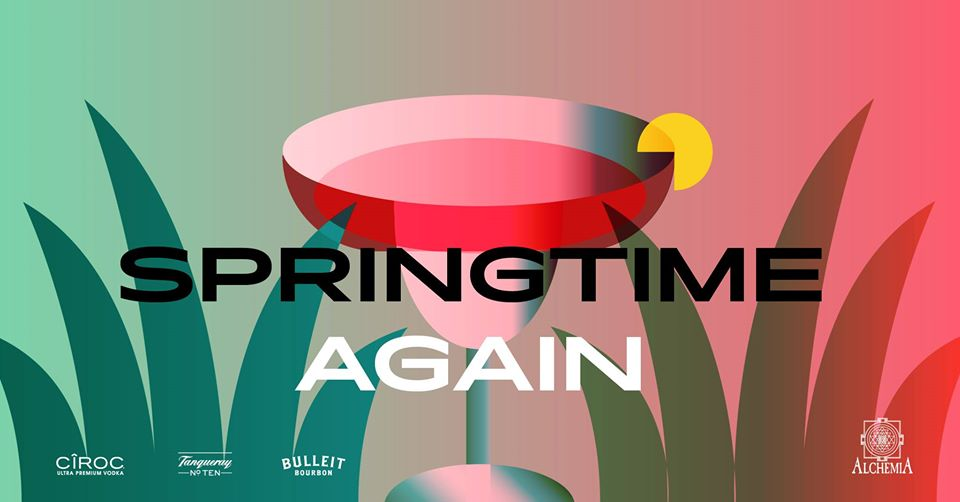 Springtime Again feat. Diageo