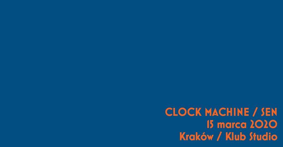 Clock Machine / Sen