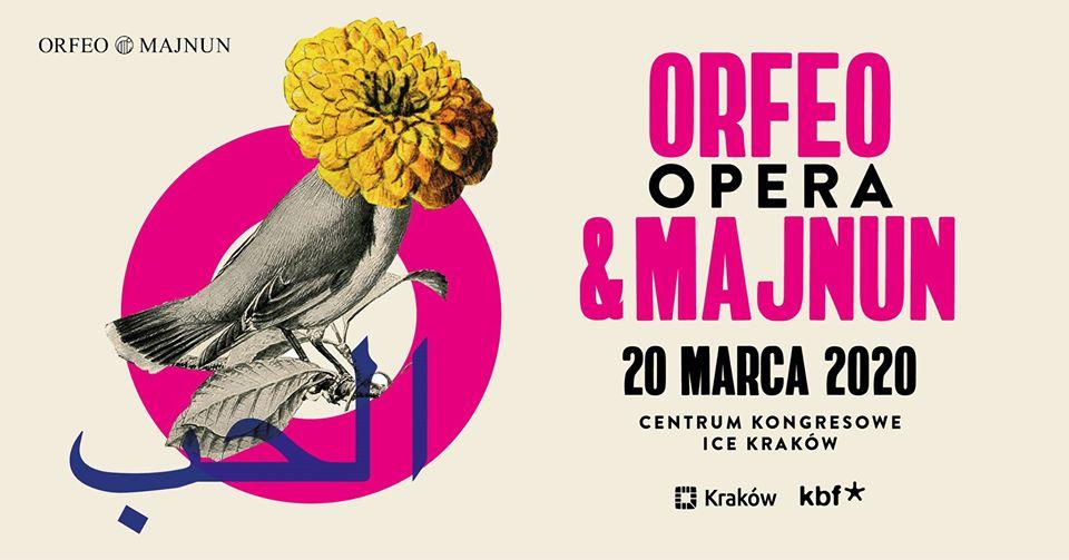 Opera Orfeo & Majnun
