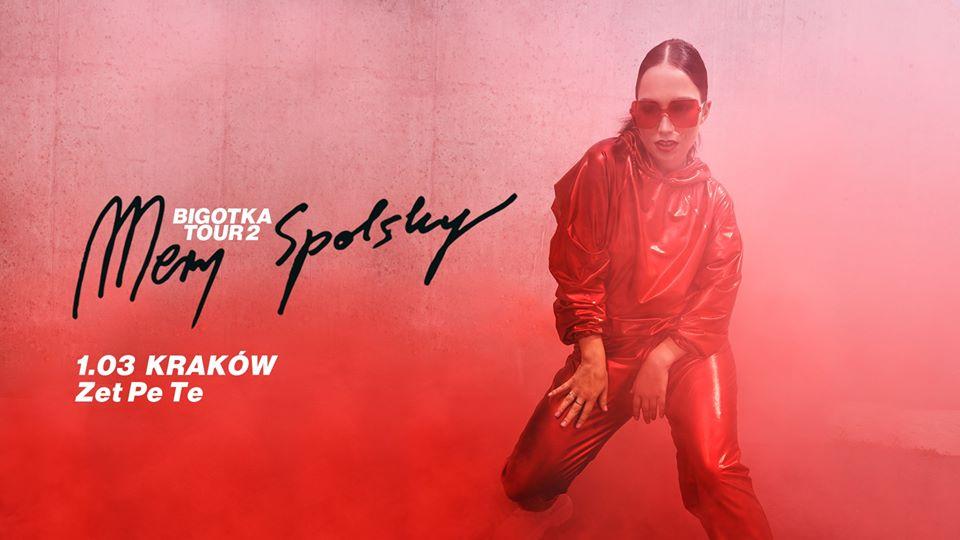 Mery Spolsky: Bigotka Tour 2
