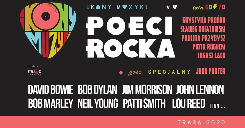 Ikony Muzyki — Poeci Rocka